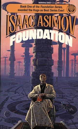 asimov foundation 5